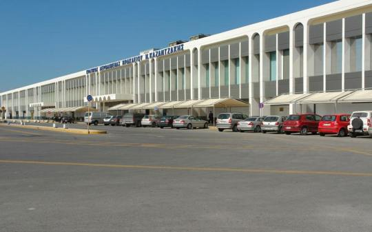 Rent a car - Heraklion Airport