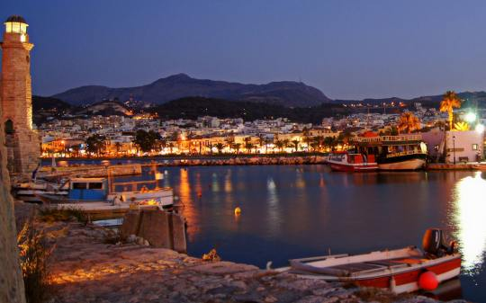 Rent a car - Rethymnon