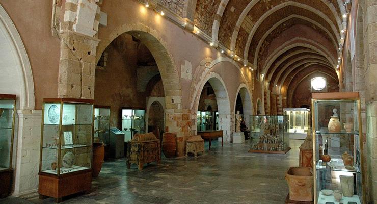 Chania Archeological Museum