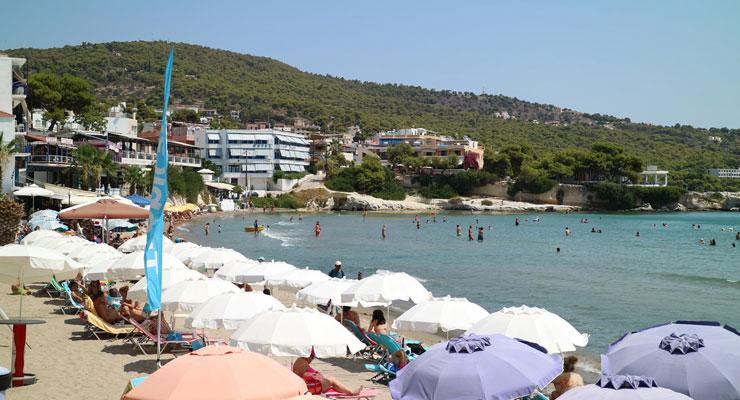 Agia Marina Beach Chania