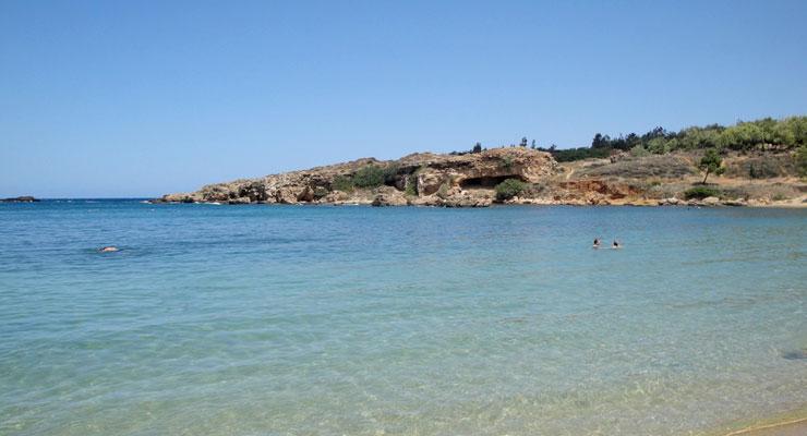 Agioi Apostoloi beach Chania