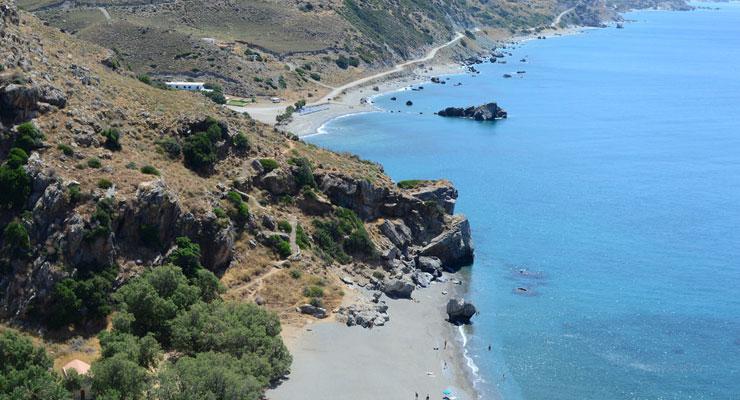 Foinikas Beach Chania