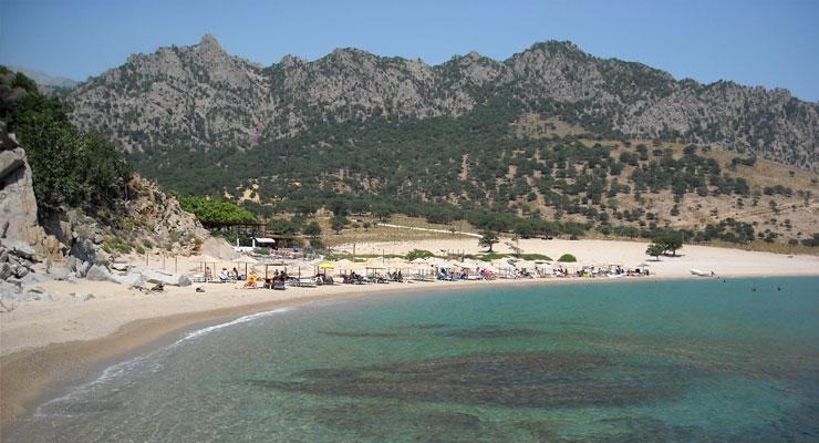 Pachia Ammos beach Chania