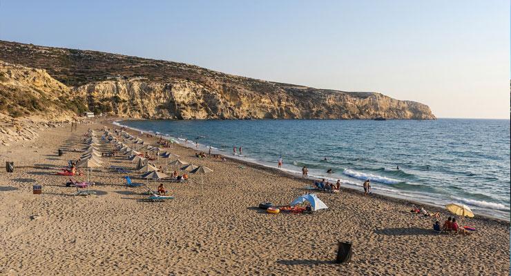 kommos-beach